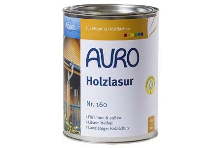 lasure naturelle pour bois aqua auro 160. Black Bedroom Furniture Sets. Home Design Ideas