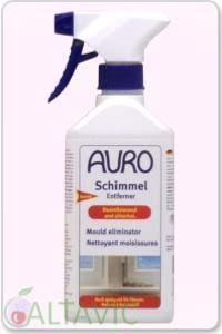 Nettoyant moisissure auro 412 - Comment enlever moisissure douche ...