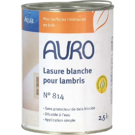 D coration de la maison peindre du lambris lasure en blanc for Peinture lambris vernis
