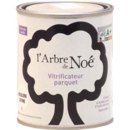 Vitrificateur parquet incolore satin l 39 arbre de no - Vitrificateur parquet castorama ...