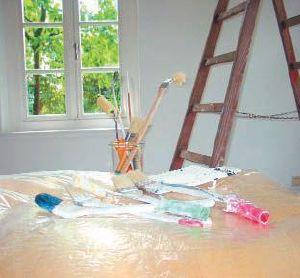 Peintures écologiques Maison Murs Plafond Boiserie Sols Et Meubles