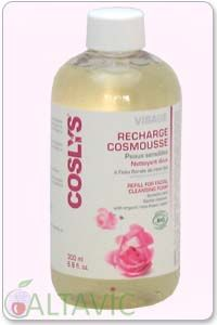 Recharge Cosmousse visage 300ml