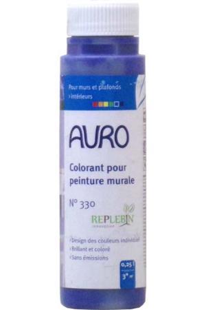 Colorants Pour Peintures Murales Auro 330 250ml