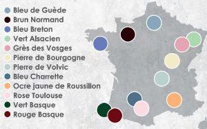 Peinture couleurs de france linea laboratoires natura - Quelle peinture pour volet bois exterieur ...