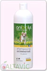 Shampooing antiparasitaire Chien/Chiot AniBioLys