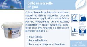 Colle universelle Auro 380
