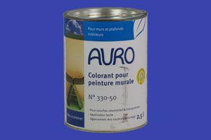 Colorants Pour Peintures Murales Auro 330 2 5l