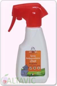 Spray Antiparasitaire Chat AniBioLys