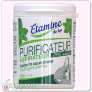 Purificateur Aspirateur 50g - Etamine Du Lys