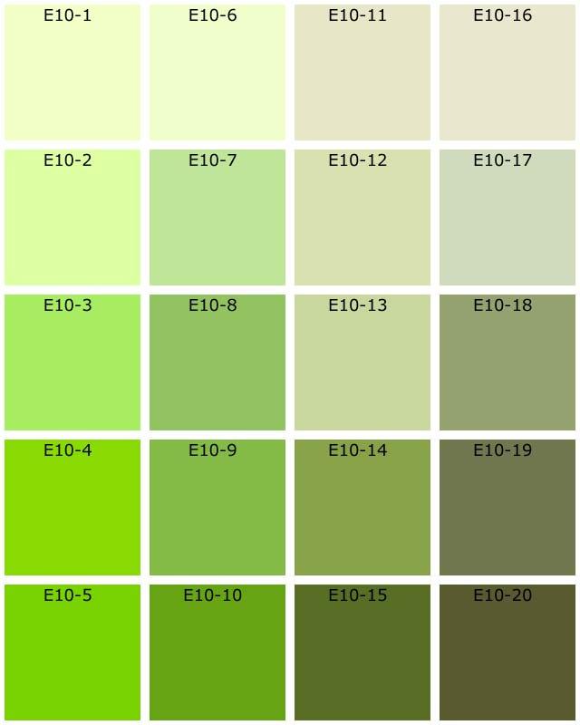 D coration melange de couleur peinture marseille 3113 for Peinture vert pomme