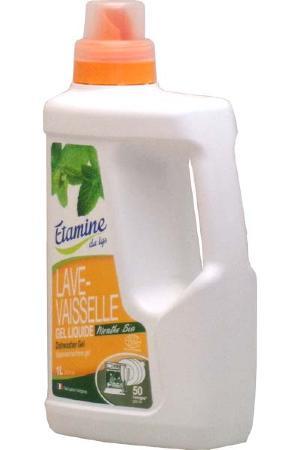 Gel liquide lave vaisselle 1l etamine du lys - Liquide lave vaisselle maison ...