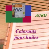Colorants huiles