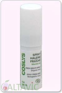 Spray haleine fraîche 15ml - Coslys