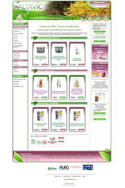 ALTAVIC-BIO: Produits bio pour toute la maison