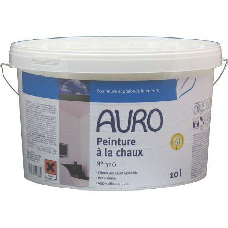 Peinture la chaux naturelle auro 326 for Crepi a la chaux