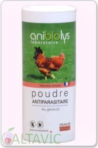 Poudre Antiparasitaire Volailles AniBioLys