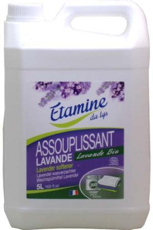 Assouplissant Lavande Bio Etamine Du Lys Souplesse Et Douceur Du Linge